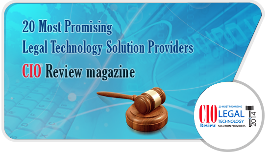 20 Most Promising Legal Technology Solution Providers