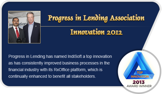 Progress in Lending Association Innovation 2012