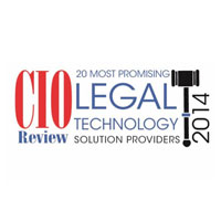 IndiSoft is selected as one of the 20 most promising legal technology solutions providers