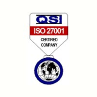 IndiSoft Awarded ISO 27001:2013 Information Security Management System